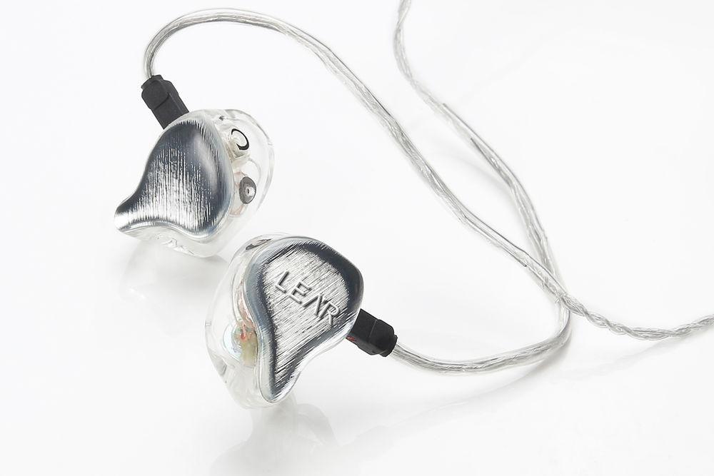 只需$1999!LEAR LCM-A1d 動圈個人定製耳