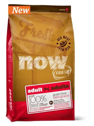 加拿大 NOW FRESH™ -25LB紅肉無穀天然糧 成犬配方 狗乾糧