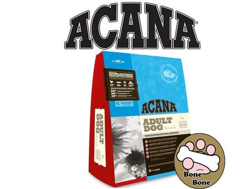 愛肯拿ACANA (太平洋饗宴)挑嘴犬 無榖 鮭魚薰衣草 1.2kg 狗食 乾糧(狗多種魚)
