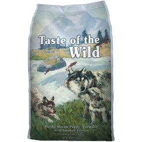 美國Taste of the Wild海陸饗宴愛犬配方《太平洋鮭魚》5LB/幼犬飼料/狗狗飼料