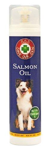 海洋之星FISH4DOGS S.O.S.挪威鮭魚油 150ml (100%新鮮鮭魚提煉
