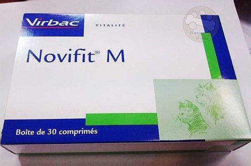 法國維克Novifit 蘇活沙美肝腦錠M