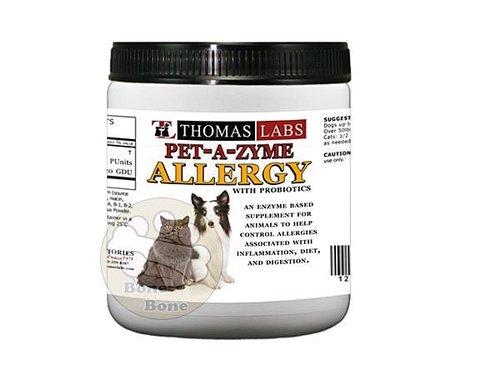 THOMAS LABS 湯瑪士健康管理系列 超級貓狗抗敏酵素/抗過敏 12oz