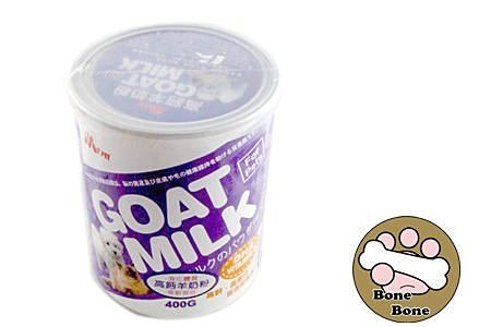 MS.PET紐西蘭高鈣大羊奶粉/母乳化寵物奶粉/牛奶400克(適幼犬,貓,懷孕,成犬,成貓)