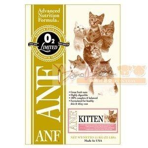 ANF愛恩富幼母貓配方3kg 貓咪飼料
