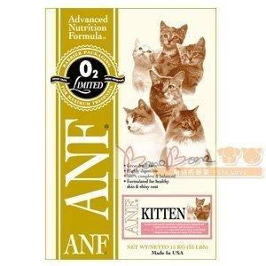ANF愛恩富特級成貓配方3kg 貓咪飼料