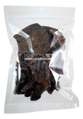 紐西蘭天然寵物零食分裝包 鹿肺片200g 狗零食鹿肉乾