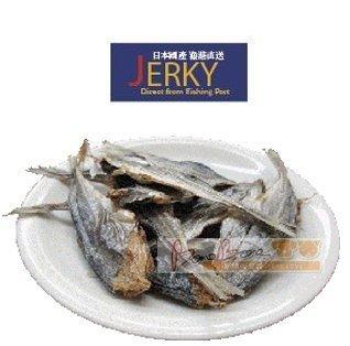 日本 河村水產 JERKY竹筴魚乾-切片50G 漁港直送/犬貓零食/天然零食/無鹽無防腐劑無人工色素