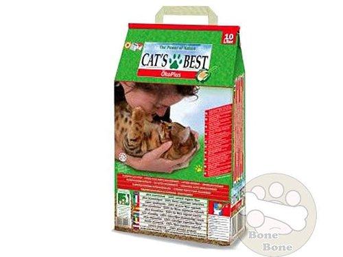 CAT S BEST 德國凱優   紅標凝結木屑砂10L/貓砂/木屑砂/貓砂盆/貓沙/超商限下一筆