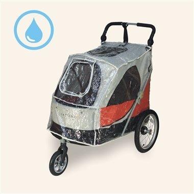 沛德奧Petstro/推車雨衣/寵物推車雨罩/701GX-RC/雨罩