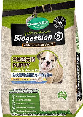 GIFT天然吉夫特1.5KG(皮膚保健低敏配方/強健活力配方/低敏純淨配方/幼犬聰明成長配方-羊肉+糙米/成犬低卡-火雞肉+燕麥)