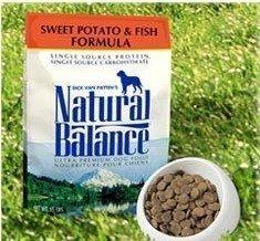 Natural Balance NB無穀地瓜鮭魚12磅