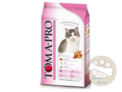 TOMA-PRO優格(成/幼貓)雞肉高纖化毛配方13.6KG/貓飼料