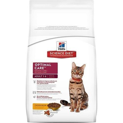 2016新包裝~新效期~希爾思Hill's 成貓 頂級照護配方/雞肉配方 4kg 附發票正規貨源