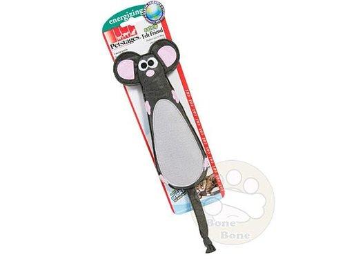 美國Petstages 環保貓草鼠/貓玩具/貓草/寵物玩具/貓草玩具/貓咪玩具