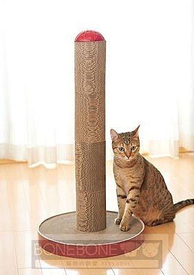 日本AIM CREATE mju系列-圓柱貓抓板