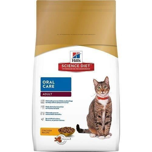 2016新包裝~新效期~希爾思Hill's 成貓 口腔保健專用配方2KG 附發票正規貨源