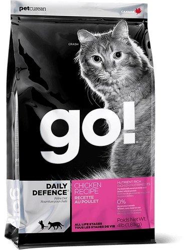 加拿大 GO!8磅 雞肉蔬果配方天然貓糧/貓咪飼料/挑嘴貓