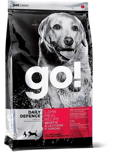 加拿大GO! 天然犬糧/狗狗飼料 6LB 羊肉蔬果全犬