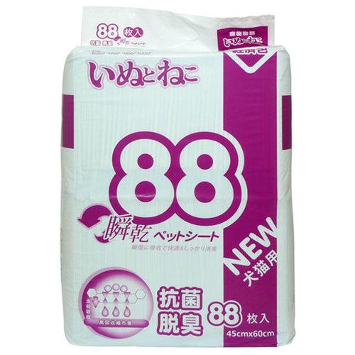 寵物物語犬用尿片 大片/88入 寵物尿布/狗狗尿布 寵物物語尿布