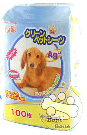 Pet village 寵物魔法村-誘導型/寵物尿布/誘導劑寵物尿布 100入