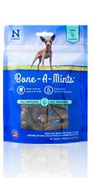 美國NPIC 幫潔明 Bone-A-Mints 清香潔牙骨SS號