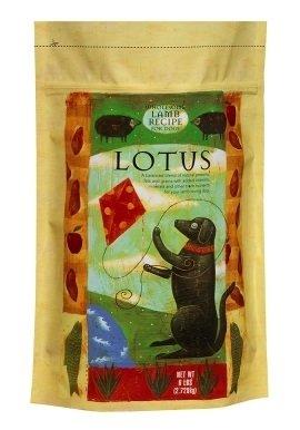 【買即送折價券】LOTUS樂特斯 慢焙狗乾糧飼料 中顆粒 成犬-紐西蘭鮮羊佐鱈魚5LB