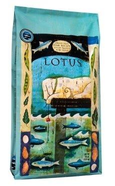 【買即送折價券】LOTUS樂特斯 慢焙狗乾糧飼料 小顆粒 全犬-無穀海洋雙魚佐田時蔬10LB