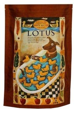 【買即送折價券】LOTUS樂特斯 慢焙狗乾糧飼料 中顆粒 無穀鮮鴨4lb