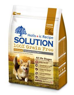 耐吉斯無穀 6lb 2.72kg 澳洲羊肉-低敏柔膚配方/成犬飼料/低敏飼料