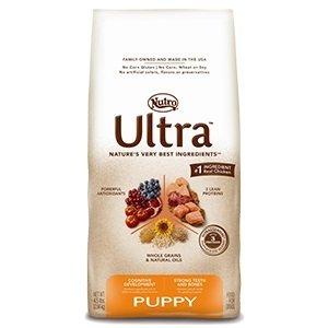 NUTRO美士大地極品系列 狗飼料乾糧幼犬呵護配方4.5LB 2KG