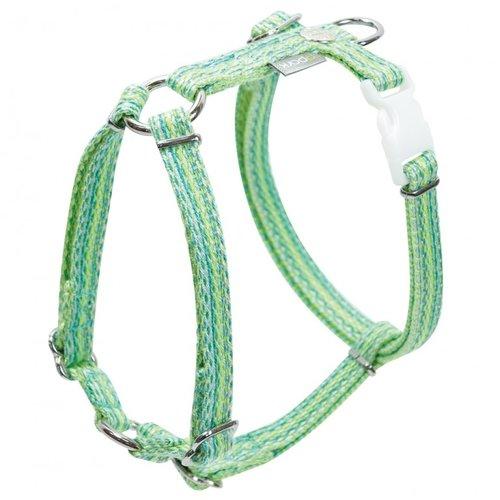PPark -殘線-H型胸背帶/綠色/四種尺寸