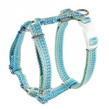 PPark -殘線-H型胸背帶/翠藍/四種尺寸