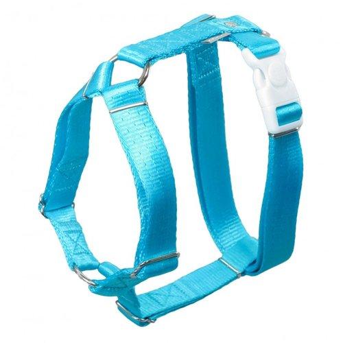 PPark -H型胸背帶/026湖水藍/五種尺寸