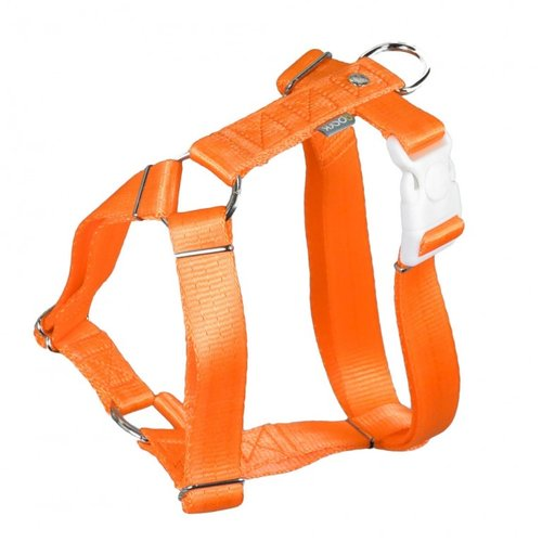 PPark -H型胸背帶/001橘/五種尺寸
