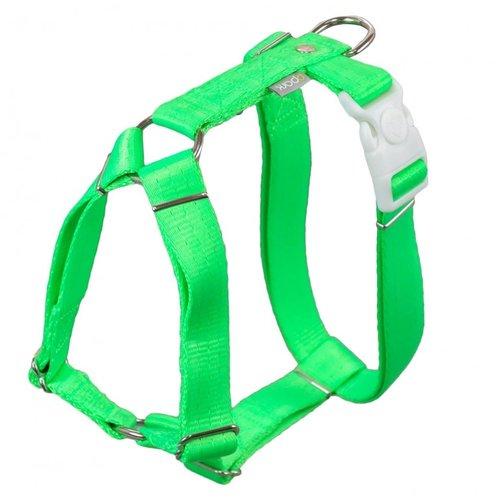 PPark -H型胸背帶/016螢光綠/五種尺寸