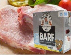 【Dr.B原廠】巴夫 BARF 生肉 豬肉/一盒 免運 (狗糧) 急凍保鮮/生食肉片 新鮮肉餅 下標前請詢問現貨/商品為冷凍配送需單筆寄出
