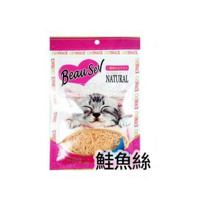 呵護愛貓 貓零食系列 鮭魚絲 30g 貓點心