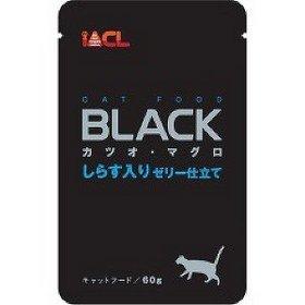 日本 iACL BLACK 貓咪餐包/寵物蒸鮮包/巧鮮包 貓餐包 60g (鮪魚+鰹魚+吻仔魚)