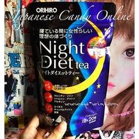 Orihiro Night Diet Slimming Tea 20's