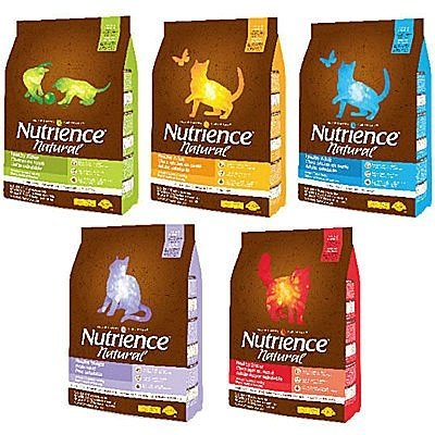 Nutrience紐崔斯天然糧 貓用火雞肉5KG-多種配方(幼貓,成貓,化毛,減肥,高齡)