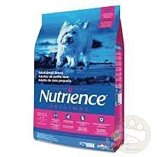 Nutrience紐崔斯 雞肉+田園蔬果小型成犬糧5KG