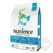 Nutrience紐崔斯 無穀養生貓系列-多種鮮魚 5KG
