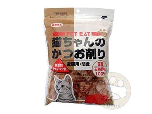 日本元氣王100%天然鰹魚薄片/貓咪零食/成幼貓適用50g