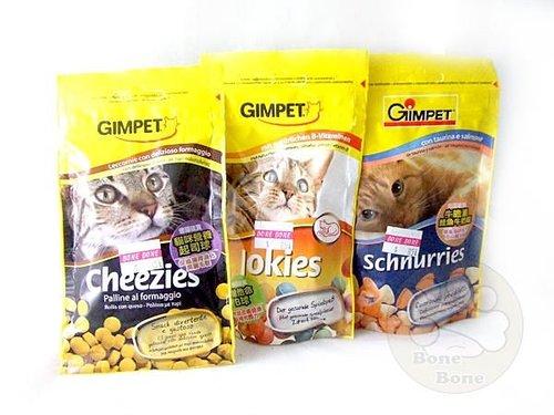 德國竣寶GIMPET/起司球/牛膽素鮭魚牛奶錠/維他命B球/貓咪營養品/貓零食/點心