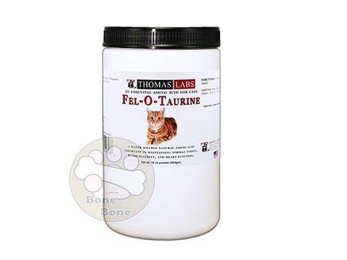 THOMAS LABS 湯瑪士健康管理系列 超級貓咪牛磺酸/心臟保健/預防白內障/提升免疫力 16oz