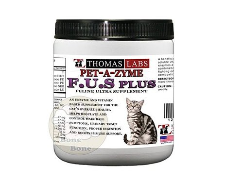 THOMAS LABS 湯瑪士健康管理系列 超級貓咪免疫酵素 免疫系統超級推進 8oz