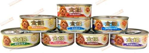 金饌 健康機能 狗罐 饌饗犬罐 80g 雞肉 犬用 營養 美味 罐頭