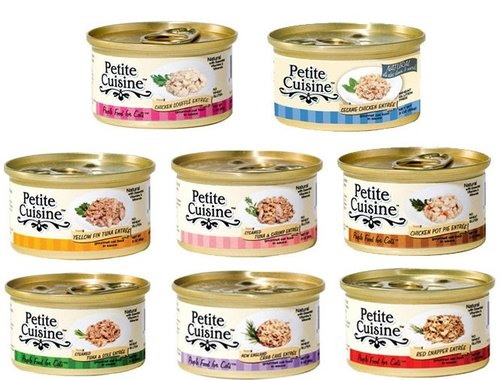 Petite Cuisine芭蕾/貓舒食/貓罐頭/貓咪餐盒