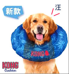KONG CUSHION 新款 拿破崙 氣墊軟頭套 L 中大型犬用 項圈 頸圈 頭套